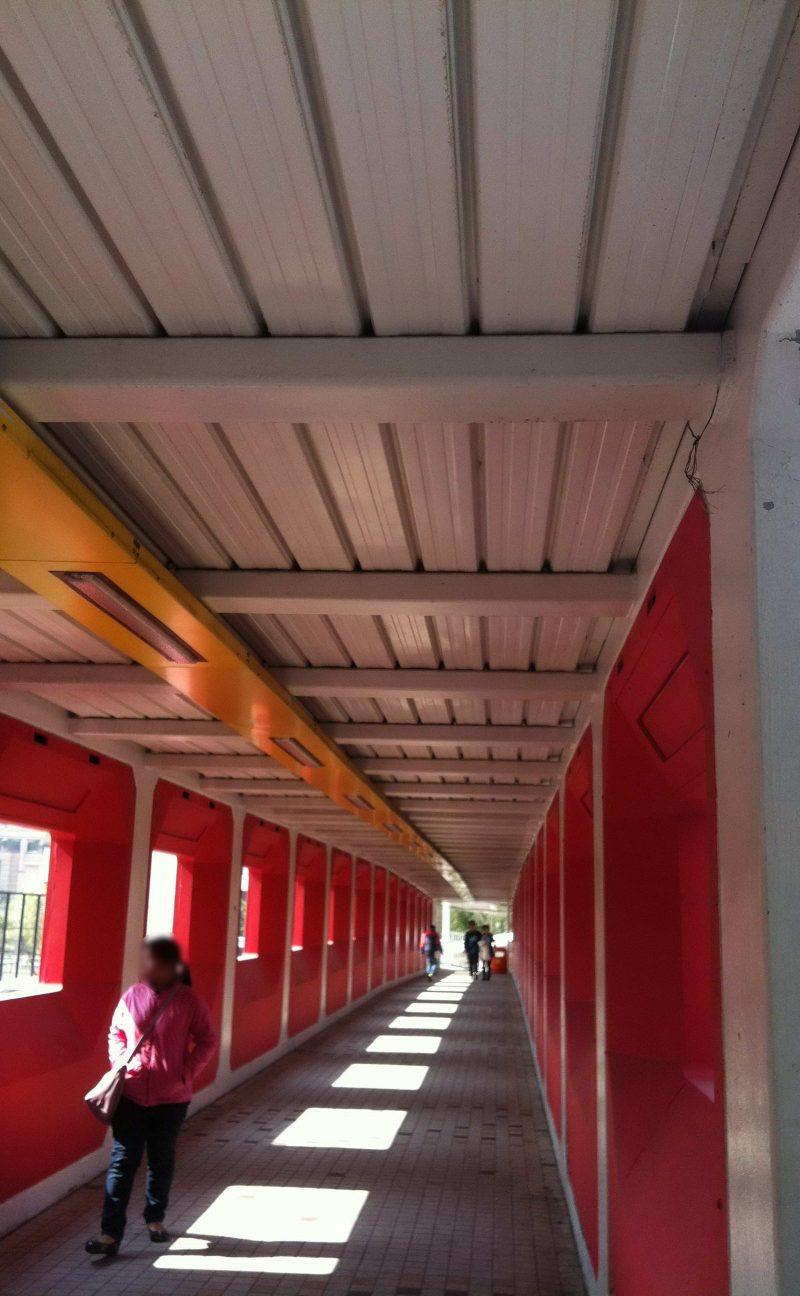 Footbridge – NF174 in Yuen Long