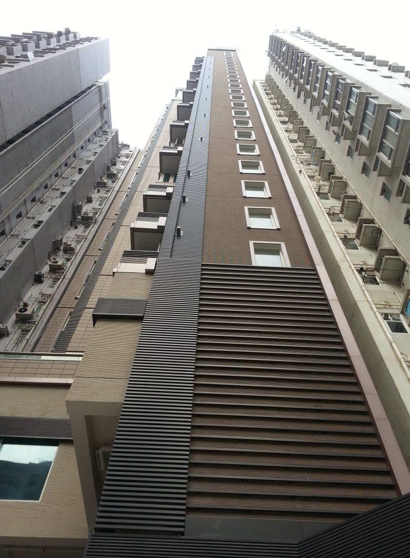 Residential Building at 16-18 Bonham Road